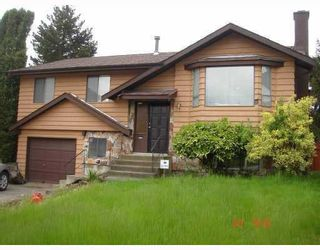 Photo 1: 1170 SHELTER Crescent in Coquitlam: New Horizons House for sale : MLS®# V812225