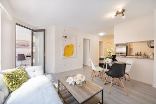 """Photo 9: 611 1189 HOWE Street in Vancouver: Downtown VW Condo for sale in """"GENESIS"""" (Vancouver West)  : MLS®# R2581550"""