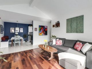 "Photo 4: 303 725 COMMERCIAL Drive in Vancouver: Hastings Condo for sale in ""Place Devito"" (Vancouver East)  : MLS®# R2509088"