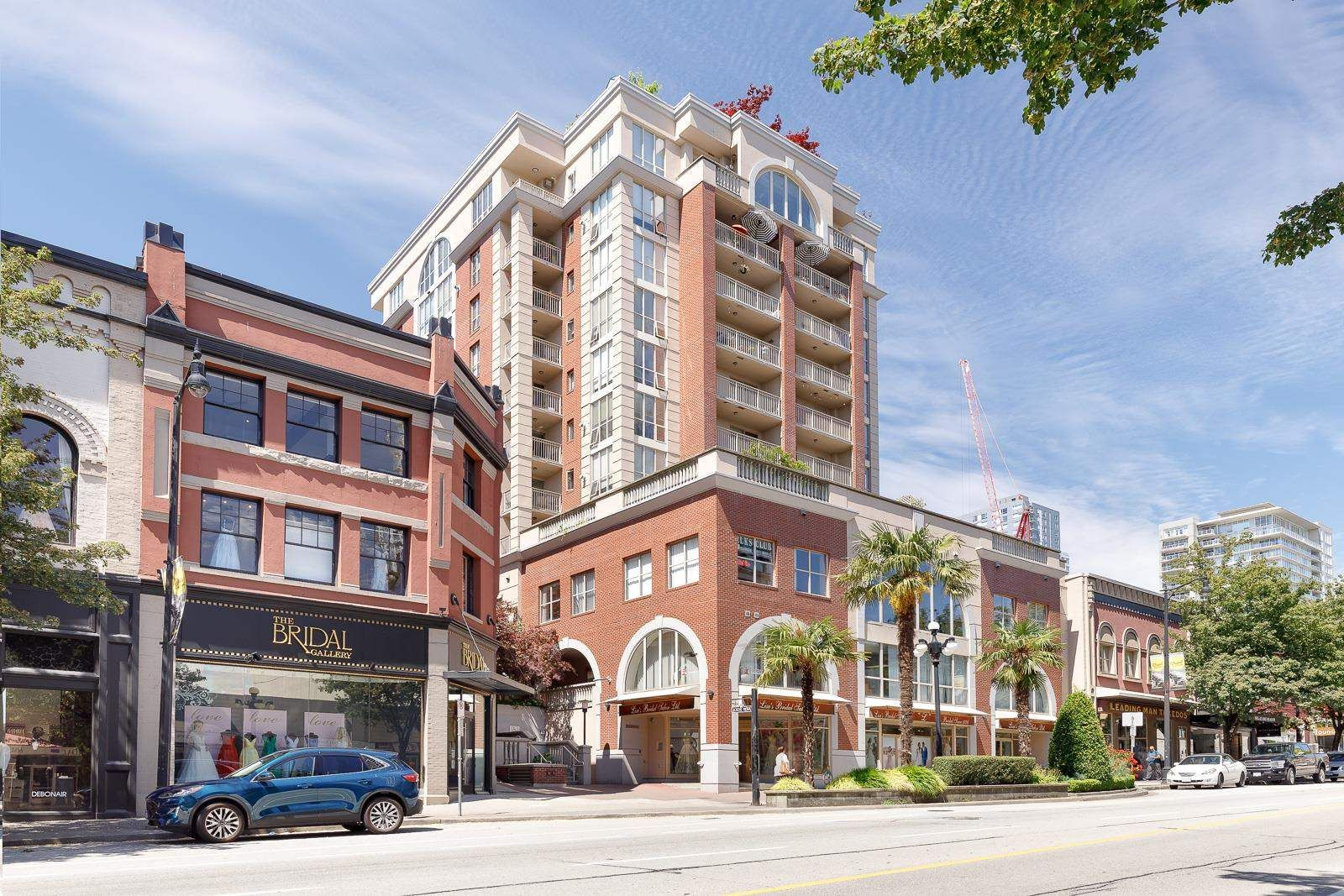 """Main Photo: 407 680 CLARKSON Street in New Westminster: Downtown NW Condo for sale in """"THE CLARKSON"""" : MLS®# R2595710"""
