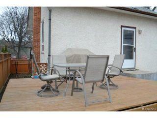 Photo 13: 415 Brooklyn Street in WINNIPEG: St James Residential for sale (West Winnipeg)  : MLS®# 1505642