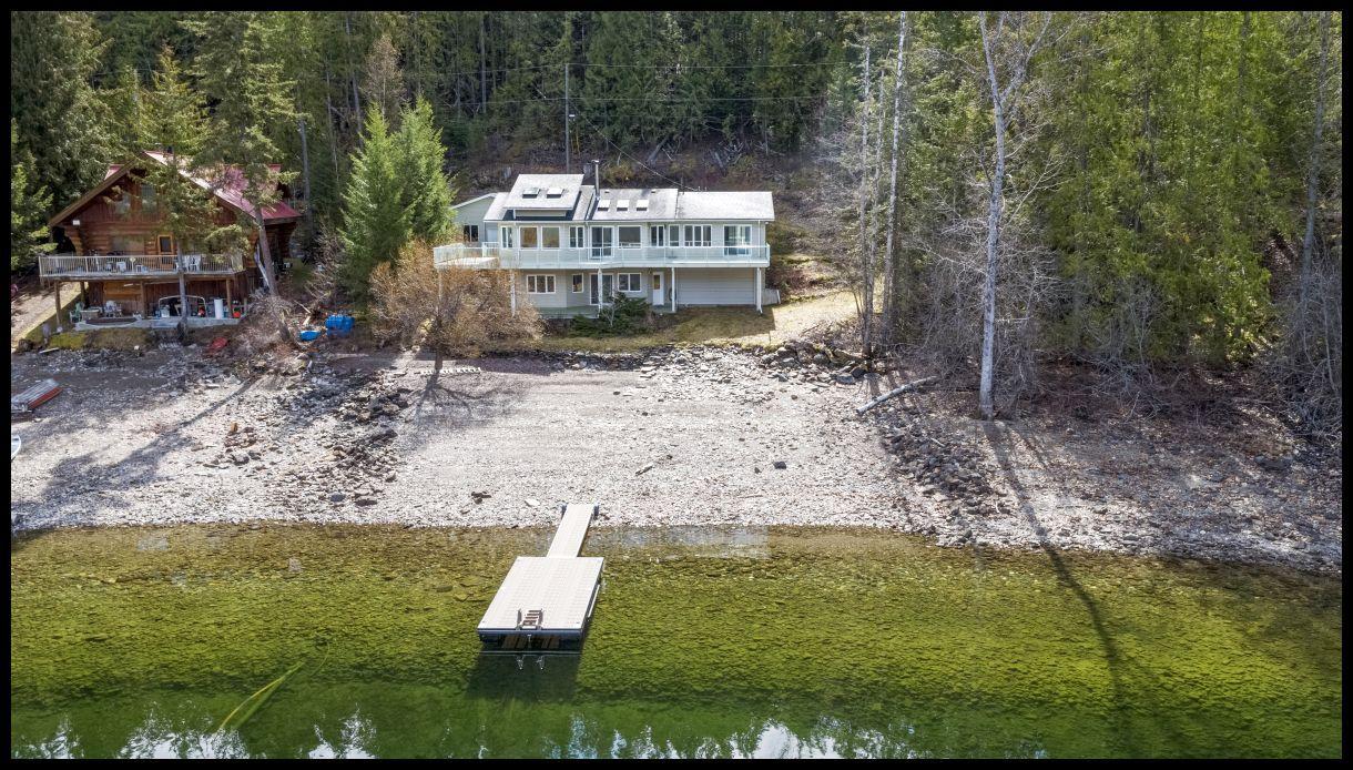 Main Photo: #5 6741 Eagle Bay Road: Eagle Bay House for sale (Shuswap Lake)  : MLS®# 10228740