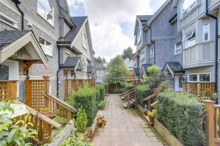 "Photo 4: 202 1676 E PENDER Street in Vancouver: Hastings Townhouse for sale in ""PENDER PLACE"" (Vancouver East)  : MLS®# R2202006"