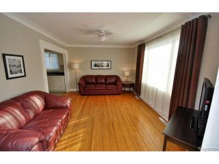 Photo 3: 741 Prince Rupert Avenue in WINNIPEG: East Kildonan Residential for sale (North East Winnipeg)  : MLS®# 1500262