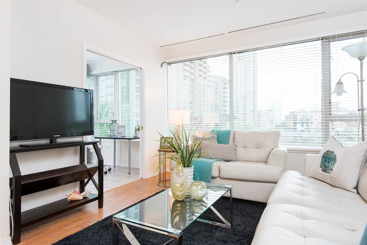 Main Photo: 405 1177 HORNBY STREET in Vancouver: Downtown VW Condo for sale (Vancouver West)  : MLS®# R2176841