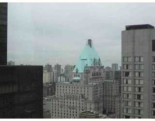 """Photo 3: 610 GRANVILLE Street in Vancouver: Downtown VW Condo for sale in """"HUDSON"""" (Vancouver West)  : MLS®# V622804"""