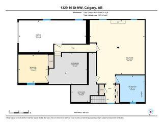 Photo 48: 1329 16 Street NW in Calgary: Hounsfield Heights/Briar Hill Detached for sale : MLS®# A1079306