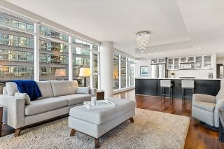 """Photo 4: 403 1205 W HASTINGS Street in Vancouver: Coal Harbour Condo for sale in """"Cielo"""" (Vancouver West)  : MLS®# R2617996"""