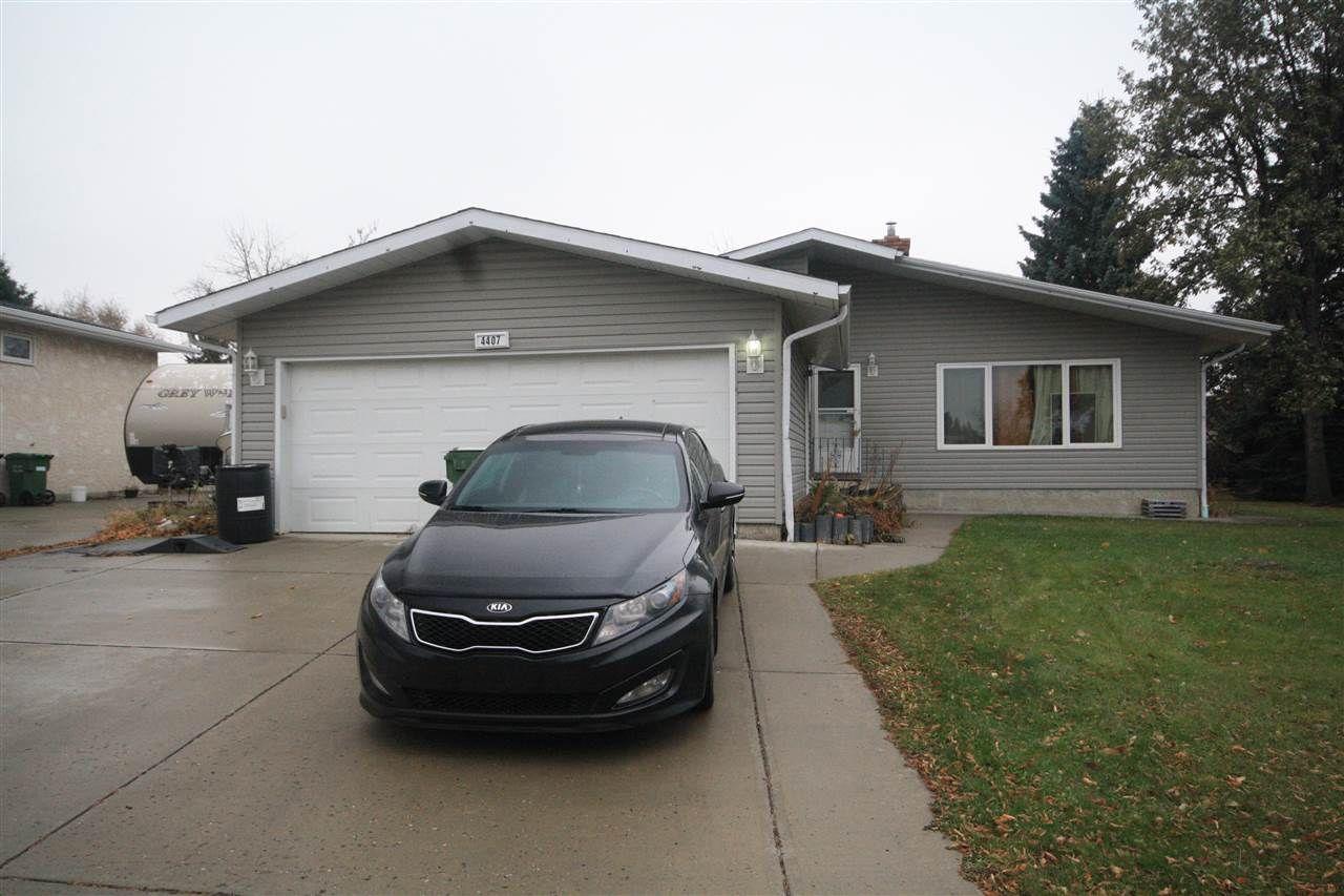 Main Photo: 4407 42 Avenue: Leduc House for sale : MLS®# E4219642