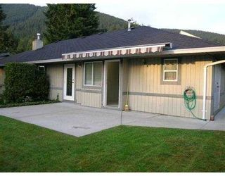 """Photo 2: 4697 RANGER Avenue in North_Vancouver: Canyon Heights NV House for sale in """"CANYON HEIGHTS"""" (North Vancouver)  : MLS®# V658683"""