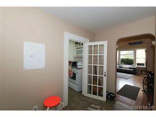Photo 13: 2440 Quadra St in VICTORIA: Vi Central Park Quadruplex for sale (Victoria)  : MLS®# 735330