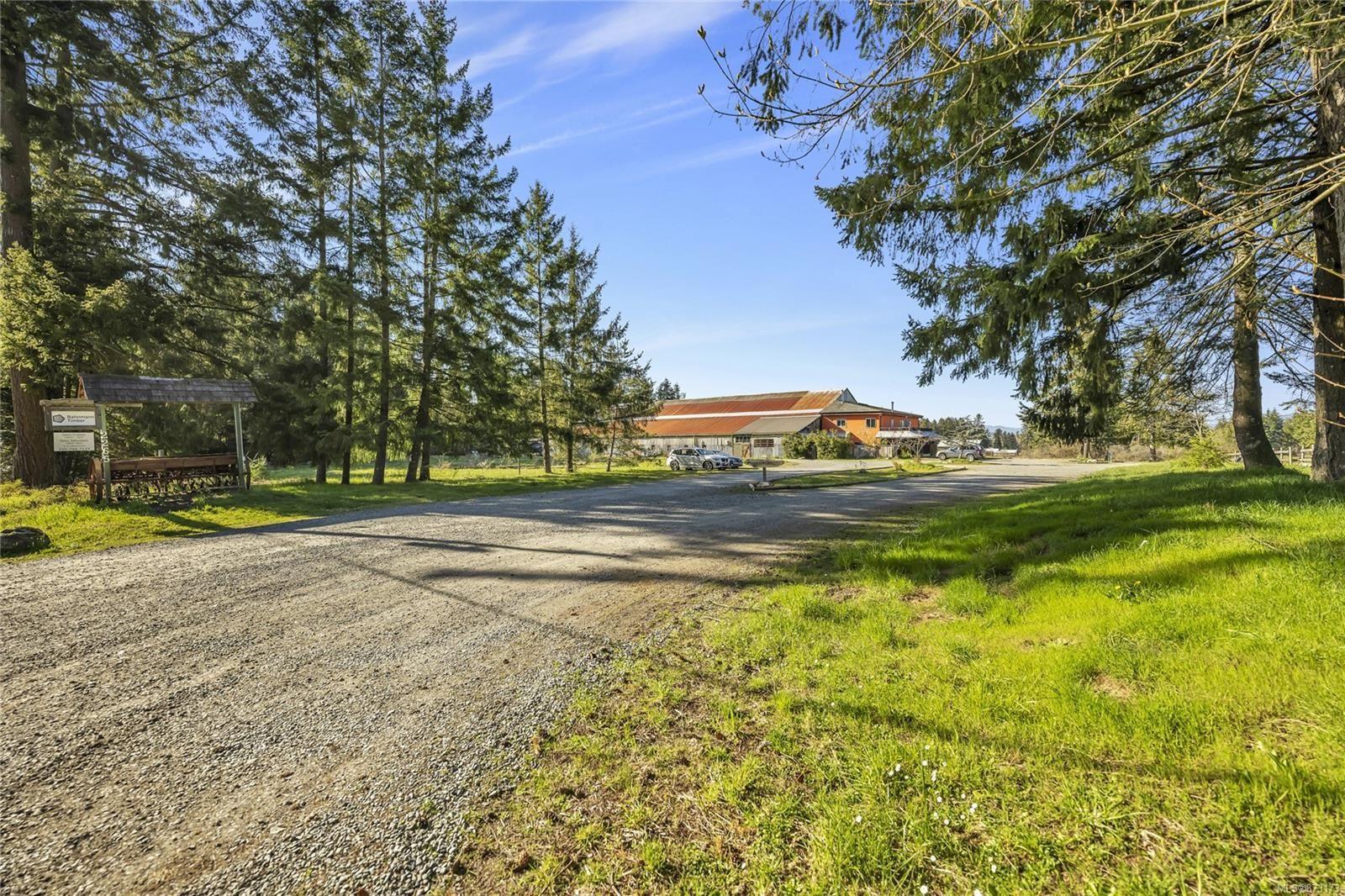 Main Photo: 2235 Koksilah Rd in : Du Cowichan Station/Glenora House for sale (Duncan)  : MLS®# 873173