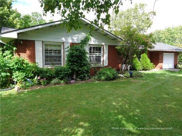 Main Photo: 108 Simcoe Road in Ramara: Brechin House (Bungalow) for sale : MLS®# X3680797
