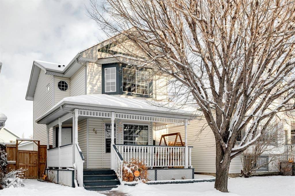 Main Photo: 66 Hidden Spring Green NW in Calgary: Hidden Valley Detached for sale : MLS®# A1067041