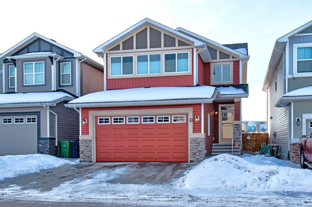 Main Photo: 7 Auburn Crest Way SE in Calgary: Auburn Bay Detached for sale : MLS®# A1060984