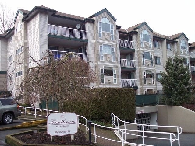 """Main Photo: 207 2963 NELSON Place in Abbotsford: Central Abbotsford Condo for sale in """"Bramblewoods by the Stream"""" : MLS®# F1302864"""