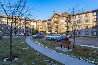 Photo 2: 2411 8 BRIDLECREST Drive SW in Calgary: Bridlewood Apartment for sale : MLS®# A1053319