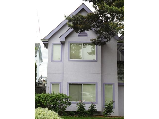 Main Photo: 8418 SELKIRK ST in Vancouver: Marpole 1/2 Duplex for sale (Vancouver West)  : MLS®# V1010715