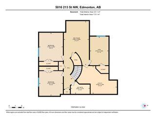 Photo 50: 5016 213 Street in Edmonton: Zone 58 House for sale : MLS®# E4217074
