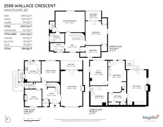 Photo 27: 2588 WALLACE Crescent in Vancouver: Point Grey House for sale (Vancouver West)  : MLS®# R2599733