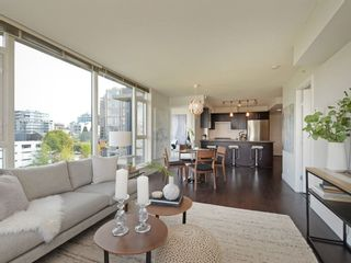 "Photo 4: 906 1650 W 7TH Avenue in Vancouver: Fairview VW Condo for sale in ""Virtu"" (Vancouver West)  : MLS®# R2307388"