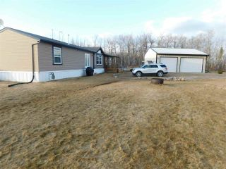 Photo 39: 57102 Rg Rd 231: Rural Sturgeon County Manufactured Home for sale : MLS®# E4236453