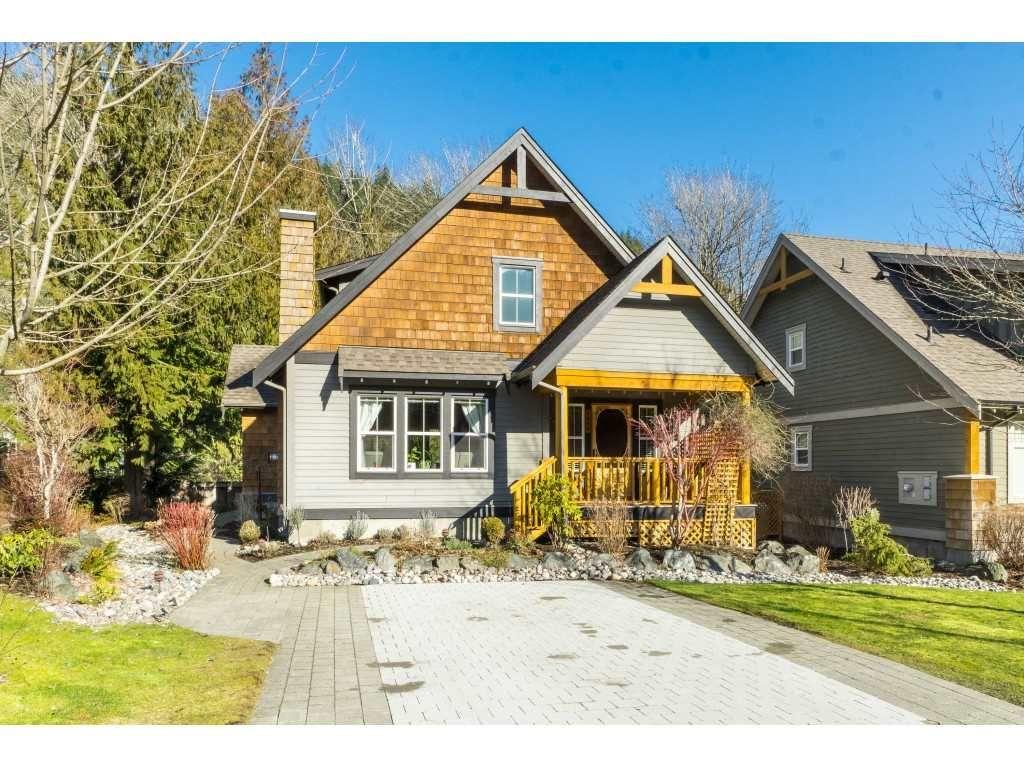 Main Photo: 1873 BLACKBERRY LANE: Lindell Beach House for sale (Cultus Lake)  : MLS®# R2437543