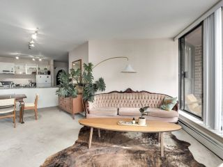 """Photo 8: 616 1333 HORNBY Street in Vancouver: Downtown VW Condo for sale in """"ANCHOR POINT"""" (Vancouver West)  : MLS®# R2620543"""