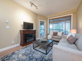 Photo 5: 106 8218 207A STREET in Langley: Willoughby Heights Condo for sale : MLS®# R2325855