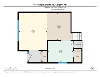 Photo 34: 167 Templevale Road NE in Calgary: Temple Semi Detached for sale : MLS®# A1140728