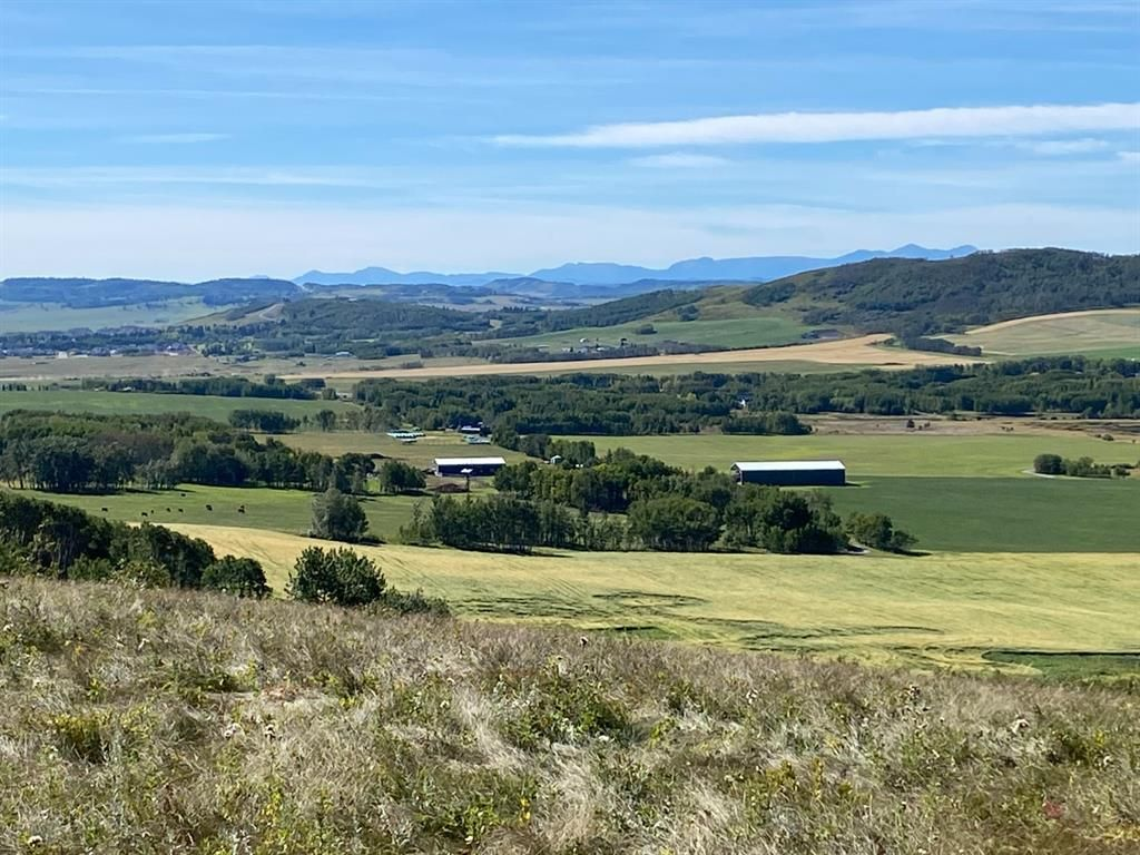 Main Photo: Highway 22: Rural Foothills County Commercial Land for sale : MLS®# A1066885