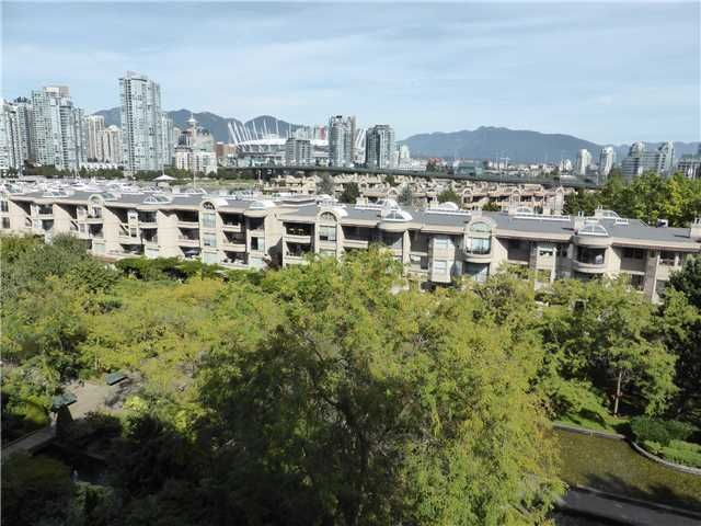 Main Photo: # 706 456 MOBERLY RD in Vancouver: False Creek Apartment/Condo for sale (Vancouver West)  : MLS®# V1029474