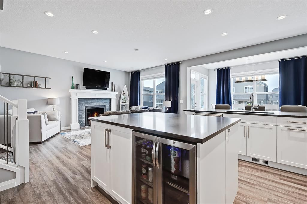 Photo 10: Photos: 188 Masters Rise SE in Calgary: Mahogany Detached for sale : MLS®# A1103205