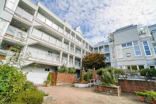 """Photo 2: 105 8728 SW MARINE Drive in Vancouver: Marpole Condo for sale in """"RIVERVIEW COURT"""" (Vancouver West)  : MLS®# R2582208"""