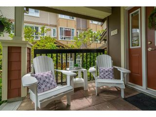 """Photo 29: #101 7088 191 Street in Surrey: Clayton Townhouse for sale in """"Montana"""" (Cloverdale)  : MLS®# R2455841"""