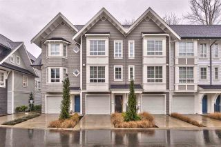 """Photo 1: 83 8476 207A Street in Langley: Willoughby Heights Townhouse for sale in """"YORK BY MOSAIC"""" : MLS®# R2235132"""