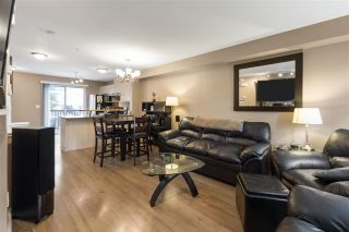"""Photo 2: 14 20176 68 Avenue in Langley: Willoughby Heights Townhouse for sale in """"STEEPLE CHASE"""" : MLS®# R2461553"""