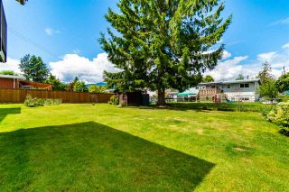 Photo 40: 10119 FAIRBANKS Crescent in Chilliwack: Fairfield Island House for sale : MLS®# R2590908