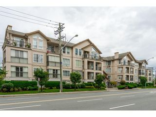 """Photo 1: 303 2772 CLEARBROOK Road in Abbotsford: Abbotsford West Condo for sale in """"Brookhollow Estates"""" : MLS®# R2404491"""