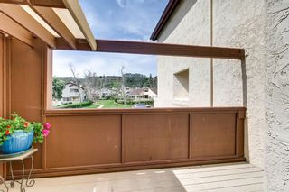 Photo 18: LINDA VISTA Townhouse for sale : 1 bedrooms : 6665 Canyon Rim Row #223 in San Diego