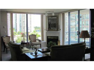 """Photo 2: 1003 739 PRINCESS Street in New Westminster: Uptown NW Condo for sale in """"BERKLEY PLACE"""" : MLS®# V837380"""