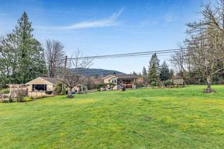 Photo 23: 30977 Dewdney Trunk  Road in Mission: Stave Falls House for sale : MLS®# R2575747