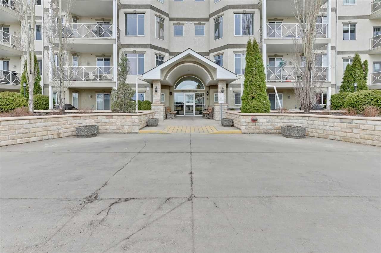 Main Photo: 216 12111 51 in Edmonton: Condo for sale