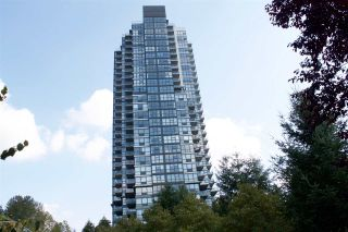 "Photo 1: 1103 288 UNGLESS Way in Port Moody: North Shore Pt Moody Condo for sale in ""CRESCENDO"" : MLS®# R2307973"