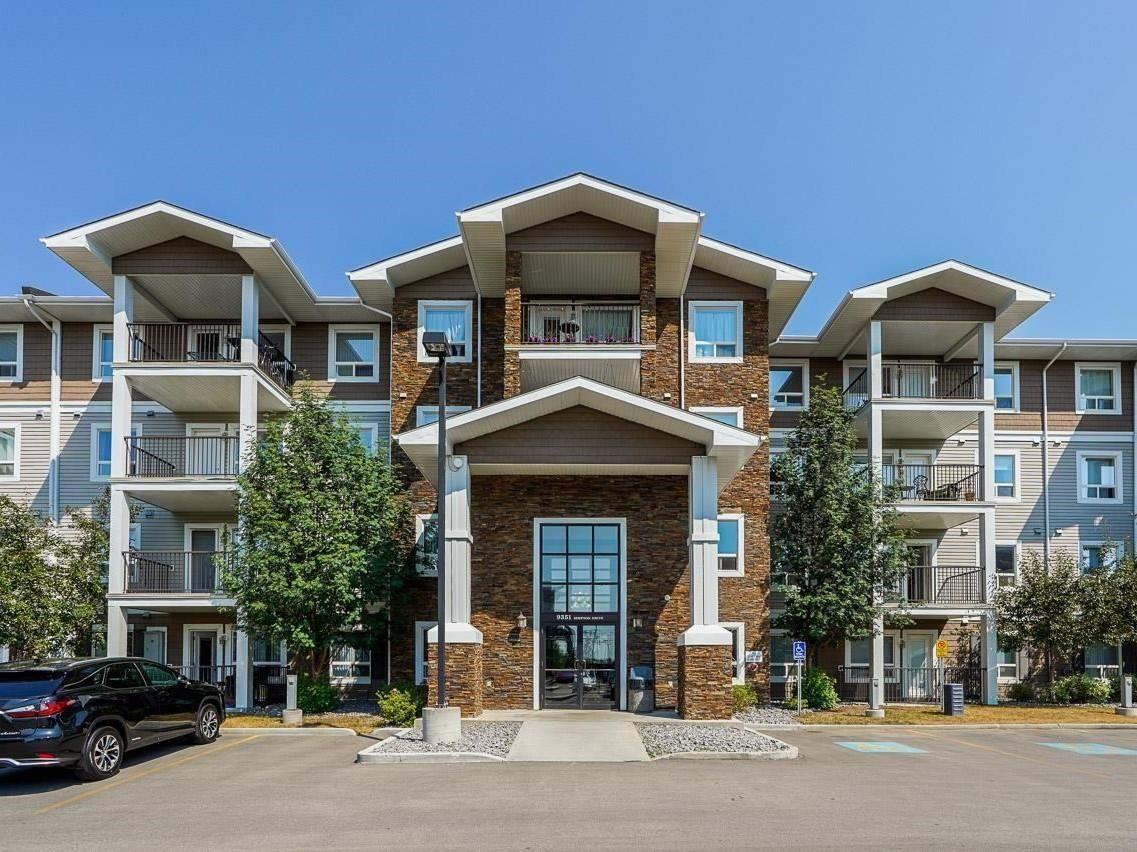 Main Photo: 3401 9351 SIMPSON Drive in Edmonton: Zone 14 Condo for sale : MLS®# E4249644