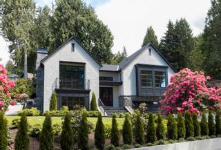 Main Photo: 4710 WILLOW Place in West Vancouver: Caulfeild House for sale : MLS®# R2618718