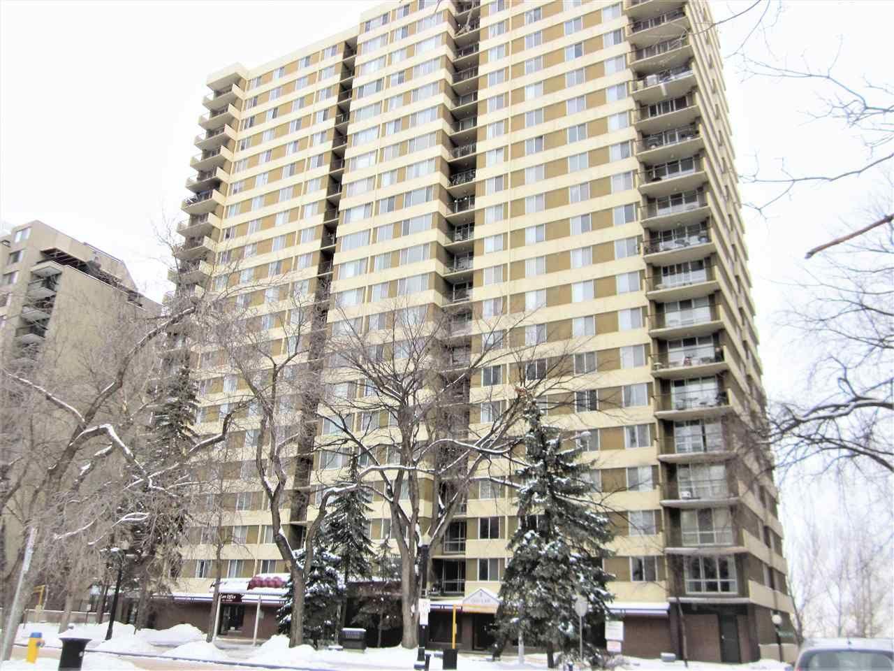 Main Photo: 2008 9909 104 Street in Edmonton: Zone 12 Condo for sale : MLS®# E4224487