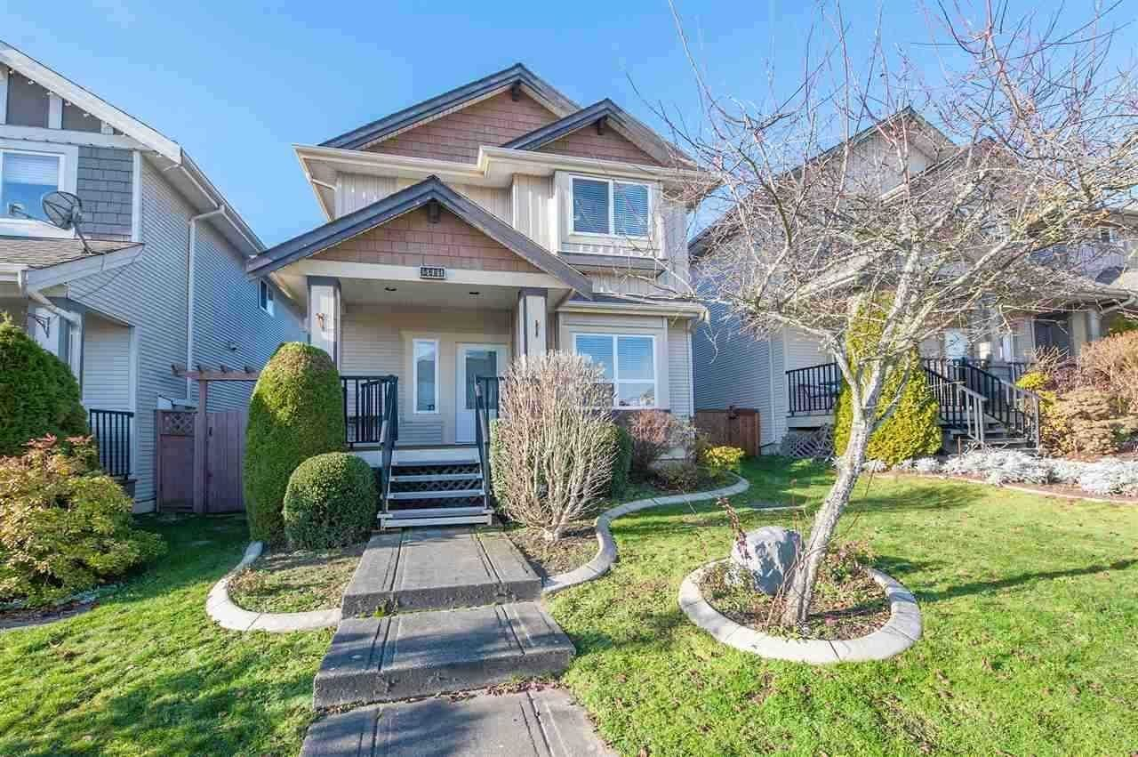 Main Photo: 5681 148A Street in Surrey: Sullivan Station House for sale : MLS®# R2619063