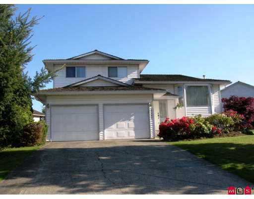 Main Photo: 15662 91A Avenue in Surrey: Fleetwood Tynehead House for sale : MLS®# F2712984