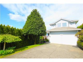 Photo 1: 2592 TRILLIUM Place in Coquitlam: Summitt View House for sale : MLS®# V1121007